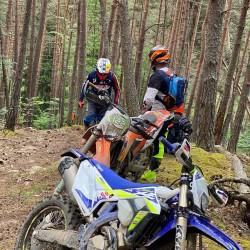 Week-end Enduro Auvergne /...